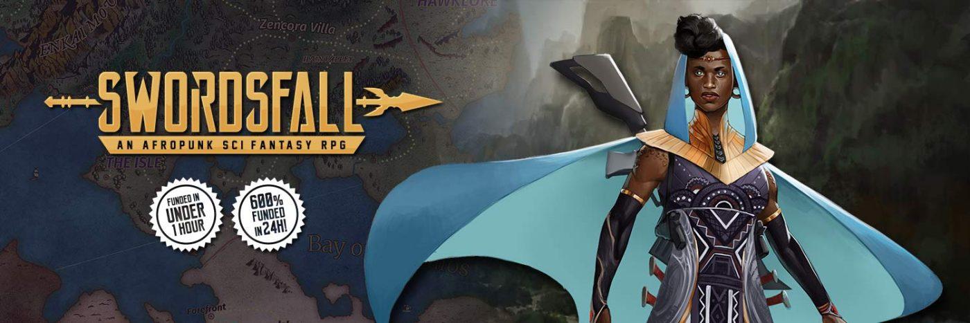 Swordsfall Banner